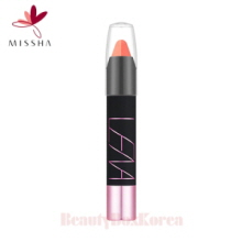 MISSHA Twin Matte Lip Crayon 3g [MISSHA x LENA Special Edition],Beauty Box Korea